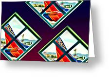 Southwest Airlines Greeting Card