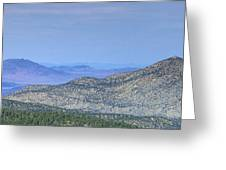 Southwest Views Greeting Card