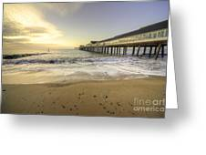 Southwold Pier  Greeting Card