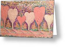 Sow A Seed Of Kindness Greeting Card Greeting Card