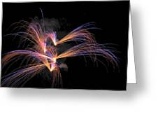 Sparkle And Light Greeting Card