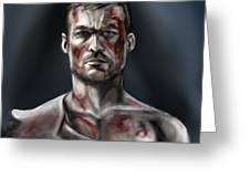 Spartacus Champion Of Capua Greeting Card