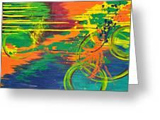 Spatial Slice Diffusion Greeting Card