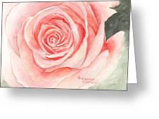 Speak Softly Love Greeting Card