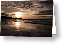 Special Sunset Greeting Card