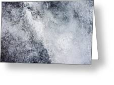 Speckled Sheet Greeting Card