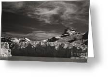 Spegazzini Glacier Argentina Greeting Card