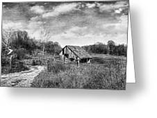 Spencer Barn Greeting Card