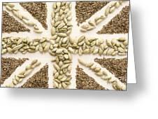 Spice Flag Greeting Card