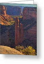 Spider Rock Greeting Card