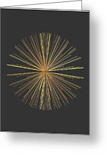 Spikes... Greeting Card