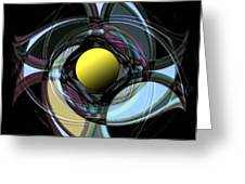 Spinners 9 Greeting Card