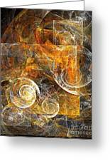 Spiral 136-02-13 - Marucii  Greeting Card