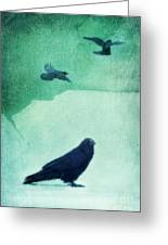 Spirit Bird Greeting Card