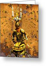 Spirit Dance Greeting Card
