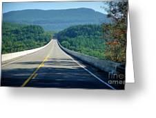 Spirit Lake Memorial Journey Greeting Card