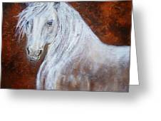 Spirit Of The Heart Greeting Card by The Art With A Heart By Charlotte Phillips