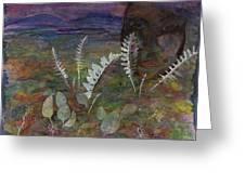 Spirit On The Tundra Greeting Card