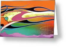 Spirit Wind Greeting Card