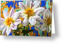 Splash Of Color Greeting Card