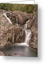Split Rock Falls Greeting Card