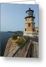 Split Rock Lighthouse 100 Greeting Card