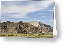 Split Rock Wyoming Greeting Card
