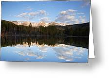 Sprague Lake 2 Greeting Card