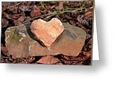 Spread Love Greeting Card