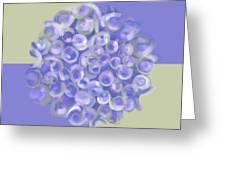 Spreeze Lilac Greeting Card