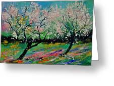 Spring 452121 Greeting Card