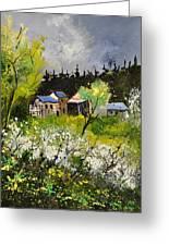 Spring 454140 Greeting Card