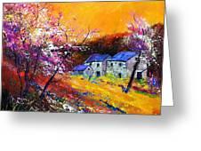 Spring 883111 Greeting Card