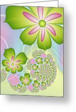 Spring Awakening Greeting Card