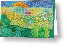Spring Flourish Greeting Card