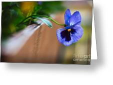 Spring Flowers I Greeting Card