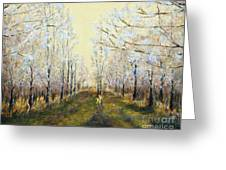 Blue Moon Acres Greeting Card