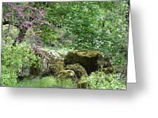 Spring Sanctuary Greeting Card