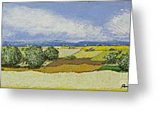 Spring Valley Greeting Card