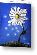 Springtime Fairies By Shawna Erback Greeting Card
