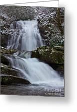 Spruce Flats Falls IIi Greeting Card