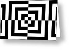 Mind Games 12 Panoramic Greeting Card