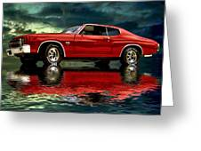 Chevelle 454 Greeting Card