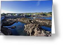 St Abbs Scotland Greeting Card