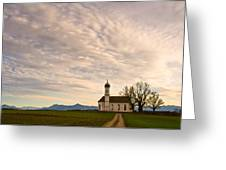 St. Andrae Greeting Card