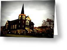St Andrews Church Greeting Card