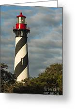 St. Augustine Lighthouse 1 Greeting Card