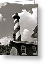 St. Augustine Lighthouse I Greeting Card