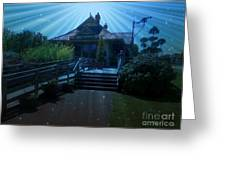 St. Charles Frontier Park Greeting Card