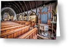 St David Church Greeting Card